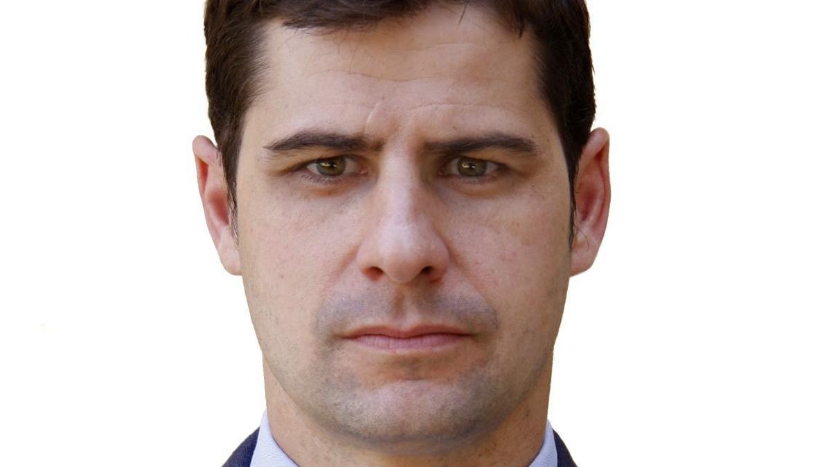 Borja Aybar. (Foto: EFE)