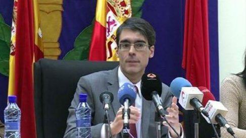 Jesús Villegas, secretario general de la PCIJ
