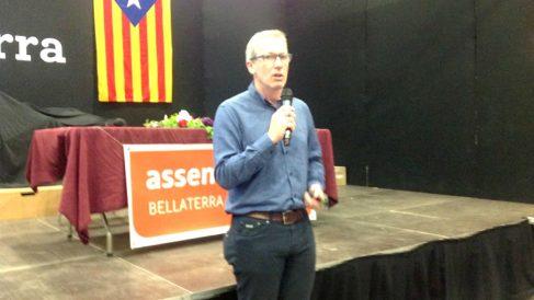 El vicepresidente del Cercle Català de Negocis (CC), David Fernández Aguilera.