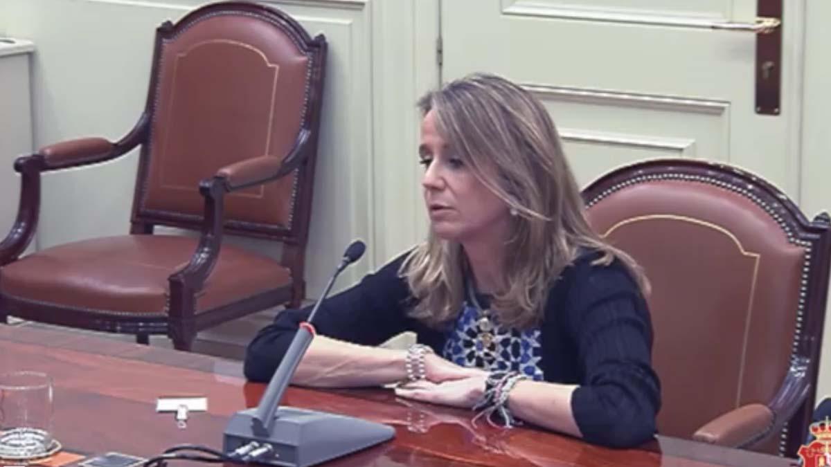 La juez de la Audiencia Nacional Carmen Lamela.