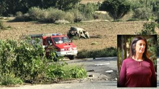 Daphne Caruana, periodista crítica con el Gobierno de Malta, ha sido asesinada con un coche bomba.