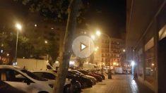 Cacerolada Barcelona