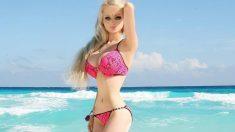 La joven rusa se ha visto obligada a cambiar su aspecto tras su nueva andadura profesional.