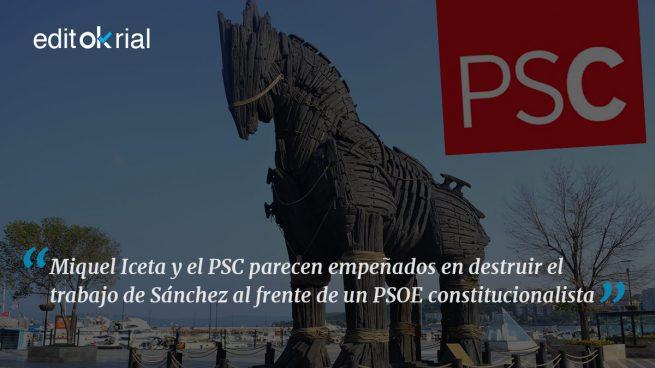 El caballo de Troya del socialismo