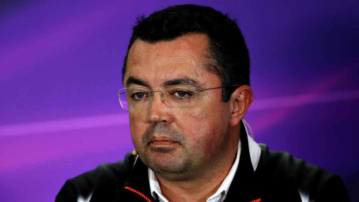 Eric Boullier afirma que McLaren tardará en construir una sólida relación con Renault que le permita pelear por victorias. (Getty)