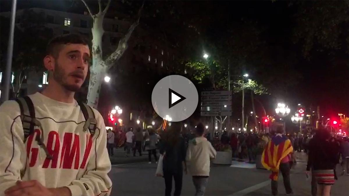 manifestaciones barcelona