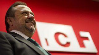 El consejero delegado del Instituto Catalán de Finanzas (ICF), Josep-Ramon Sanromá (Foto: EFE)