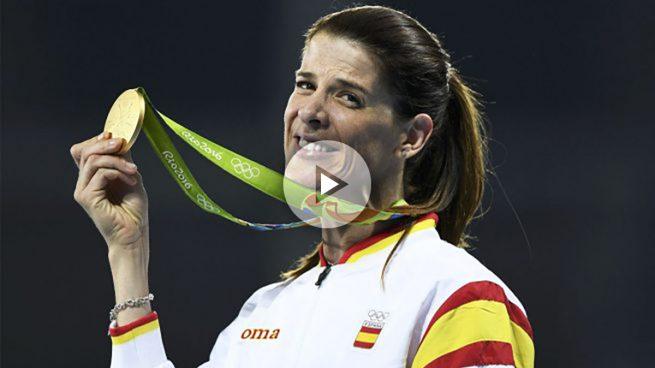 Ruth Beitia, mejor atleta española de la historia, anuncia su retirada