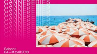 El cartel del festival Canneseries dedicado a las series y organizado por el Festival de Cine de Cannes.