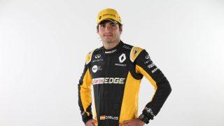 Carlos Sainz se ha mostrado muy esperanzado ante su debut con Renault, si bien es consciente de que necesitará un periodo de adaptación.