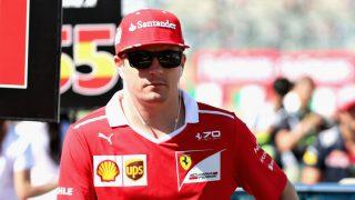 A pesar de su flojo rendimiento de los últimos años, Kimi Raikkonen aún se ve con opciones de pelear por ganar carreras y el título. (Getty)