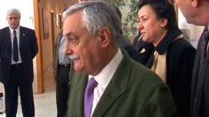 Luis Vicente Moro, exdelegado del Gobierno en Ceuta.