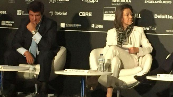 Merlin Properties España defiende la Constitución en el Barcelona Meeting Point