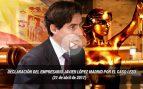 Declaración del empresario Javier López Madrid por el caso Lezo.