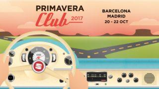Primavera Club en Madrid y Barcelona