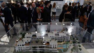 El Barcelona Meeting Point 2017 reúne a los líderes del sector inmobiliario (Foto:EFE)