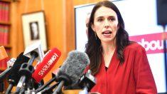 Jacinda Arden en una reciente imagen (Foto: AFP).