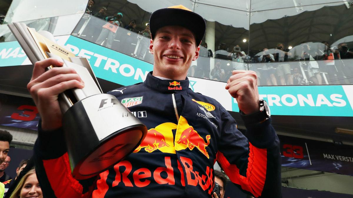 En Red Bull existe cierta preocupación ante una posible marcha de Max Verstappen del equipo si los resultados no mejoran el año que viene. (Getty)
