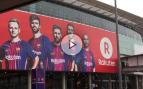 Colau sólo permite pelotazos urbanísticos al Barça: recalificará terrenos para un macrocomplejo culé