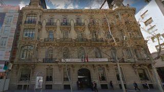 Sede del Ilustre Colegio de Abogados de Madrid, ICAM.