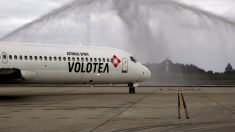 Aerolínea Volotea (Foto. Volotea)