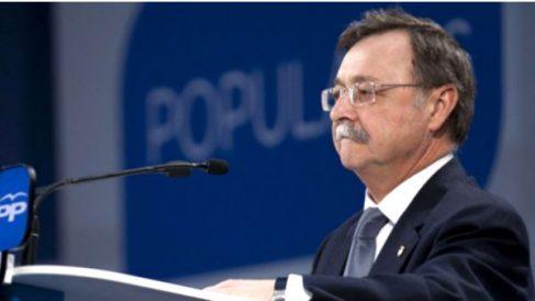 El presidente de Ceuta, Juan Jesús Vivas.