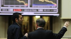 Inversores en la Bolsa de Madrid (Foto: GETYY).