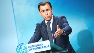 El coordinador general del PP, Fernando Martínez-Maíllo. (Foto: EFE)