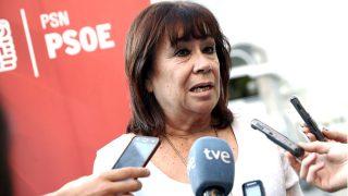 Cristina Narbona en una reciente imagen (Foto: Efe).