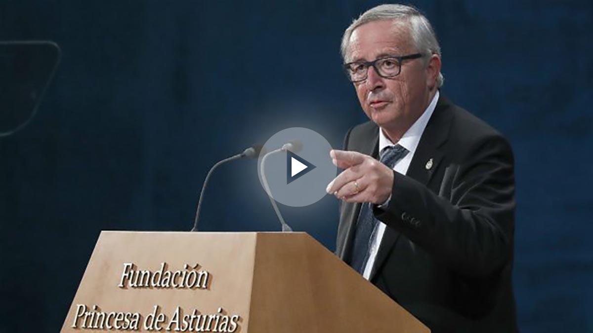 Jean-Claude Juncker, presidente de la Comisión Europea (EFE)