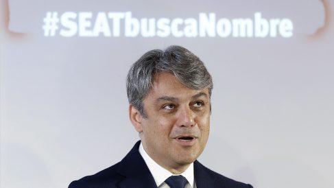 El presidente de Seat, Luca de Meo. (FOTO: EFE)