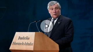 Antonio Tajani, presidente del Parlamento Europeo (EFE)