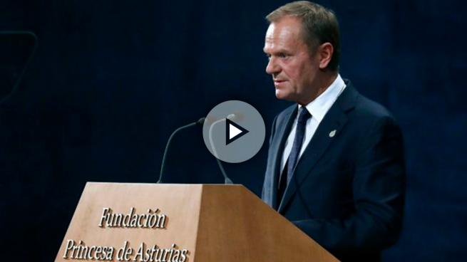 Donald Tusk Presidente del Consejo Europeo (EFE)