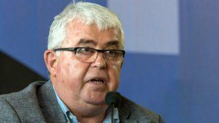 Agusti Alcoberro, nuevo líder de ANC tras el encarcelamiento de Jordi Sànchez.