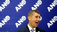 Andrej Babis, líder del populista ANO, ganador de las elecciones en República Checa.