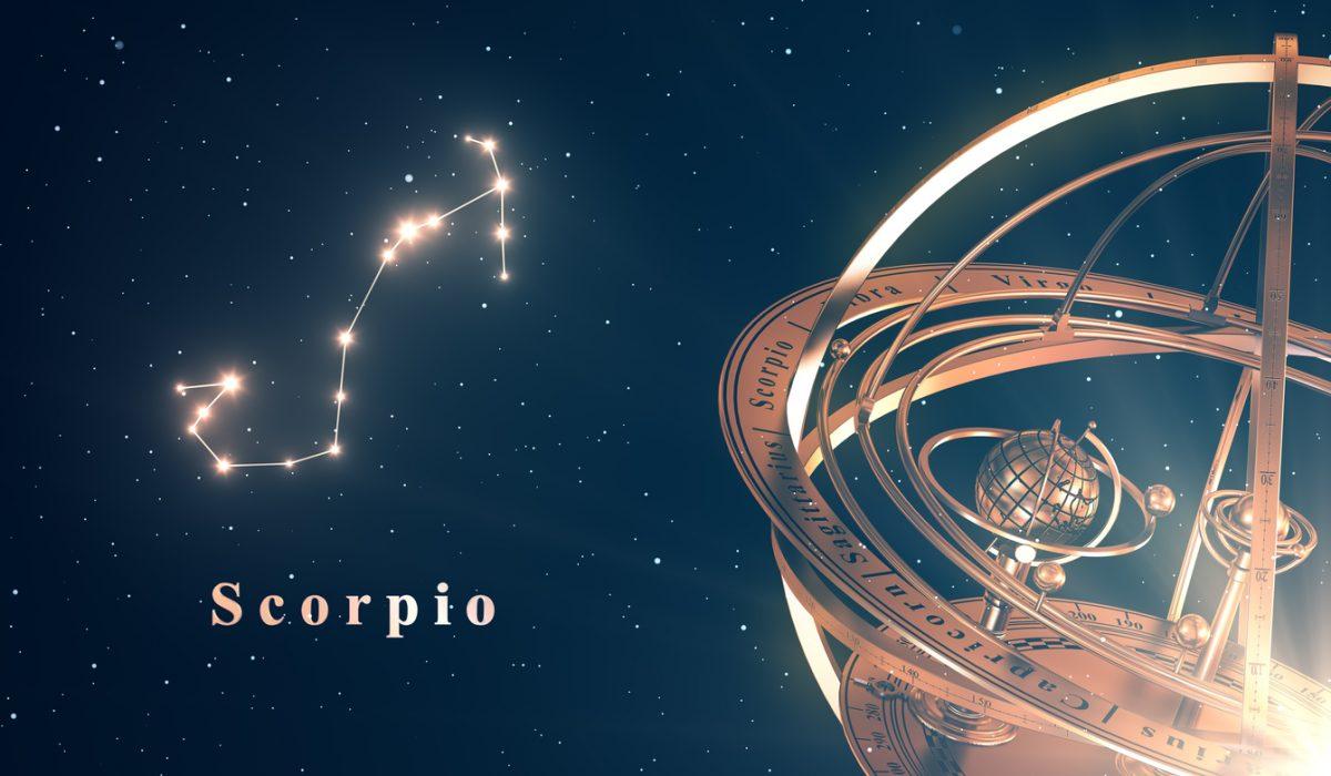 Escorpio Zodiaco.