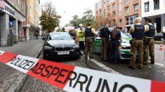 Lugar del ataque en Múnich. (Foto: AFP)