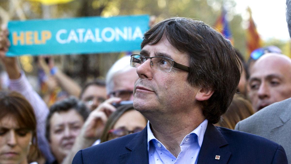 Carles Puigdemont | Noticias última hora de Cataluña hoy