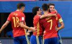 España supera a la revelación Irán y se cita con Mali en semifinales (3-1)