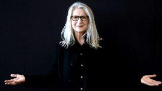 La directora británica Sally Potter en la Seminci (Foto: Efe).