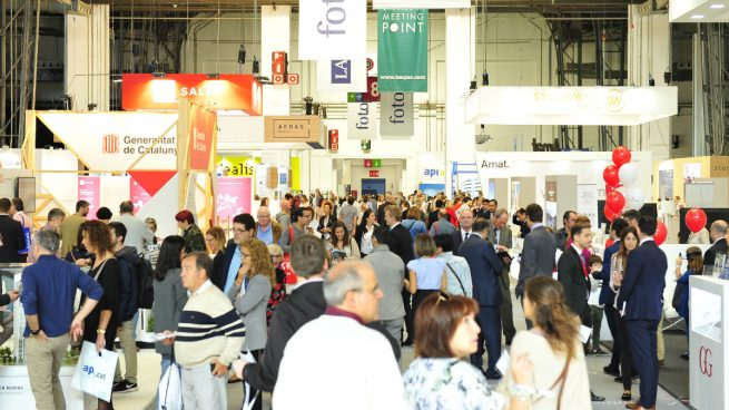 Barcelona Meeting Point 2017 constata el repunte del sector inmobiliario