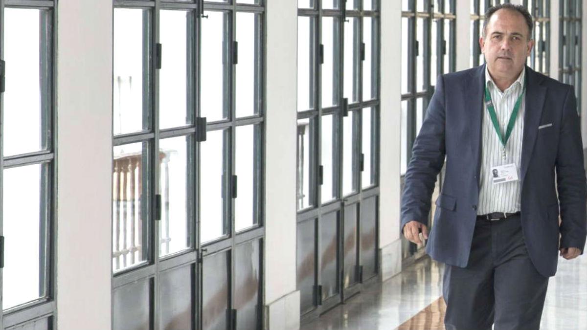 El número dos de Ciudadanos en Andalucía, Manuel Buzón