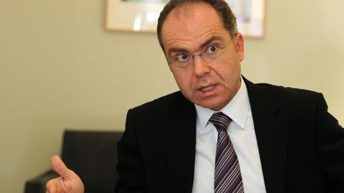 Juan Bravo, presidente de Adif y exconsejero de Hacienda de la Comunidad de Madrid.