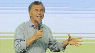 Mauricio Macri. (Foto: AFP)