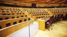 Senado. (Foto: EFE)