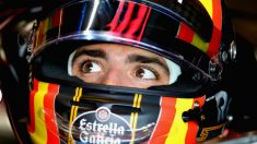 El debut de Carlos Sainz con Renault ha provocado la más sincera admiración de sus superiores, Alain Prost inclusive. (Getty)