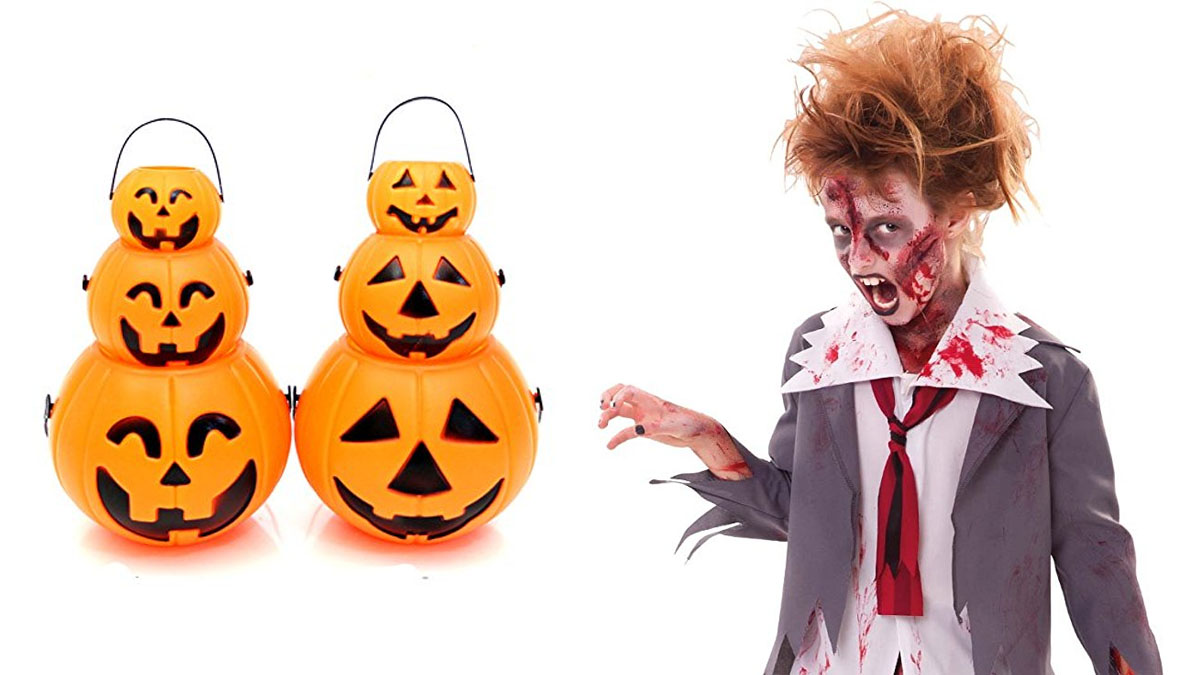 Halloween está a la vuelta de la esquina. ¿Tienes todo preparado? Disfraces, accesorios, chucherías, decoración…
