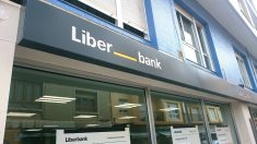 Oficina de Liberbank (Foto: C. García-Ovies)