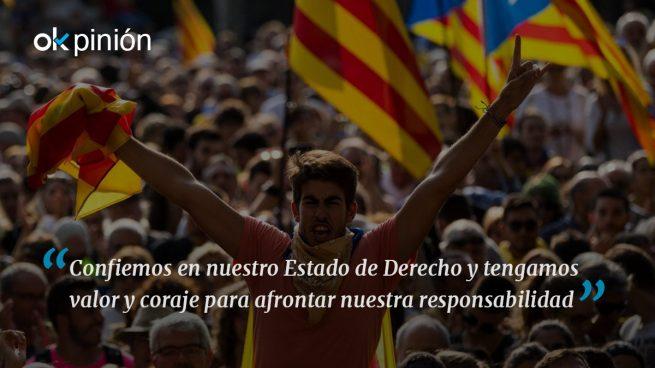 Cataluña: Estado de Derecho vs desobediencia civil