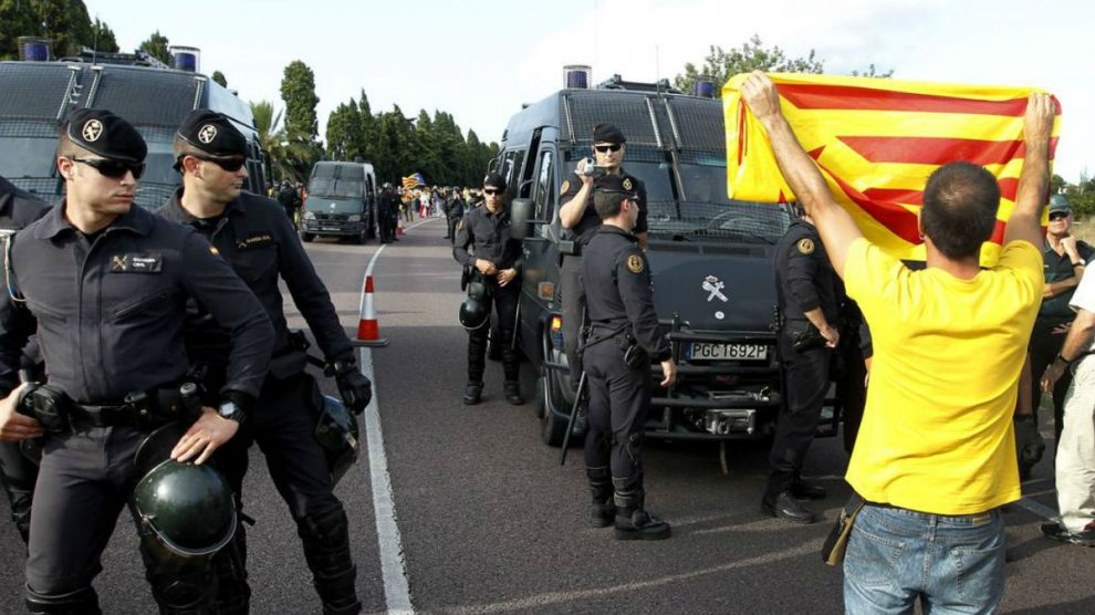 GRS de la Guardia Civil en Cataluña